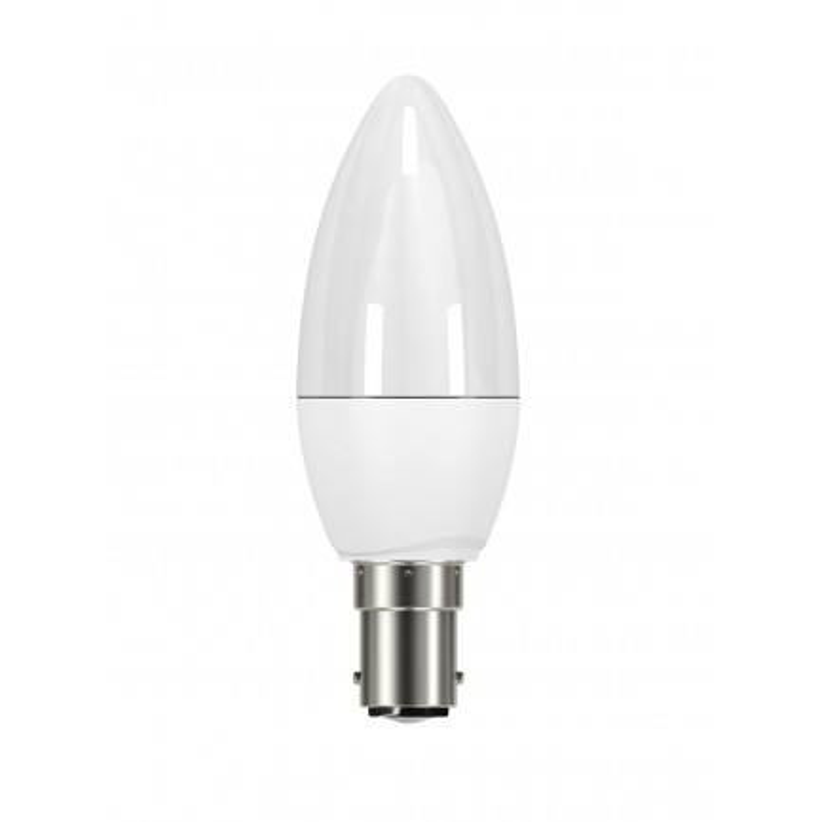 GE LED Bulb Candle 3.4 Watt SBC OPAL Warm White