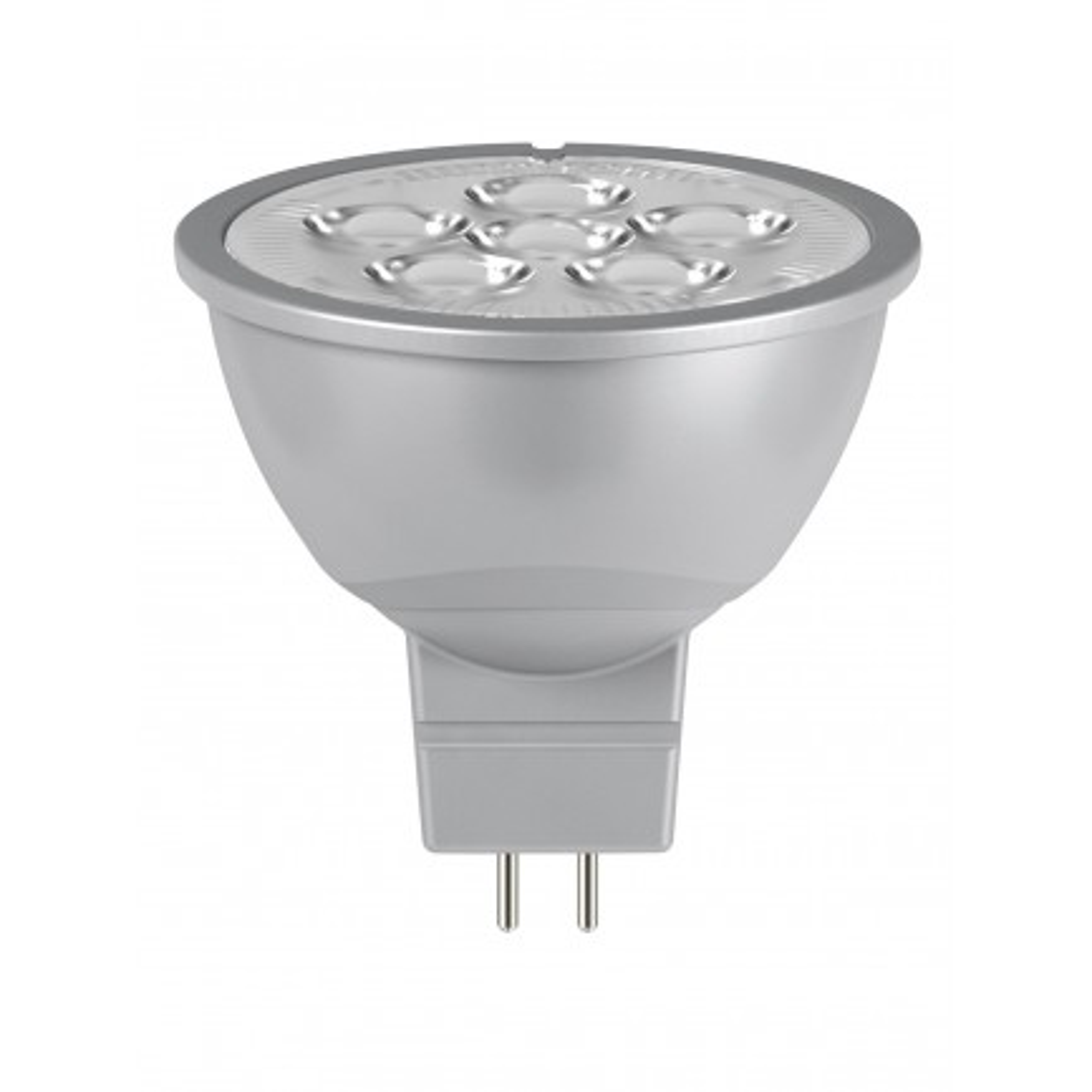 GE LED Bulb MR16 7 Watt DIM 60DEG Warm White