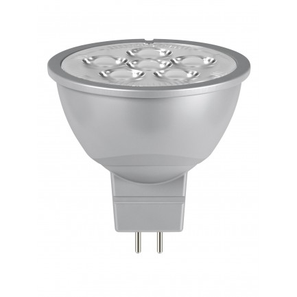 GE LED Bulb MR16 7 Watt DIM 60DEG Cool White
