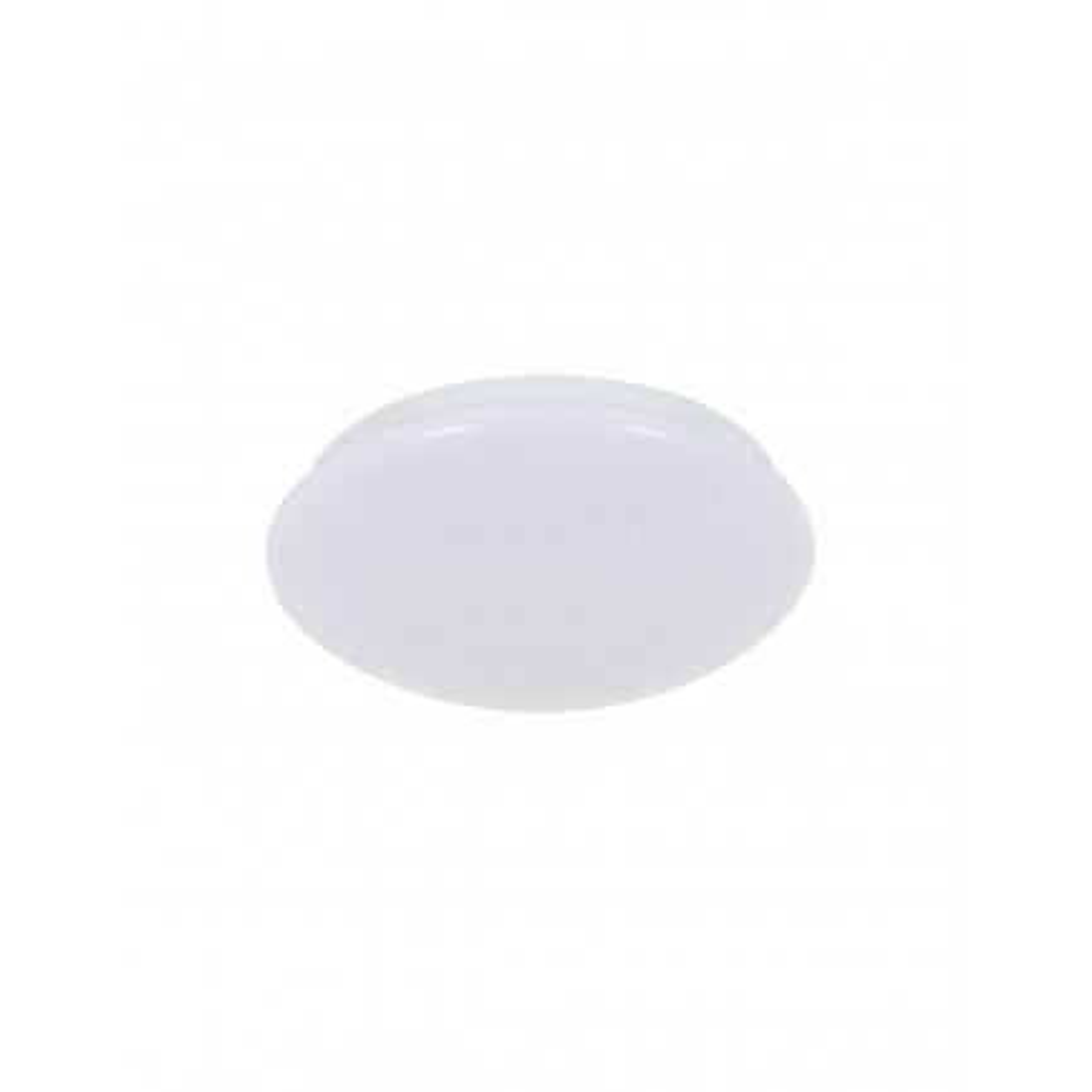 GE LED Omega Round Flush Mount Warm White 18 Watt