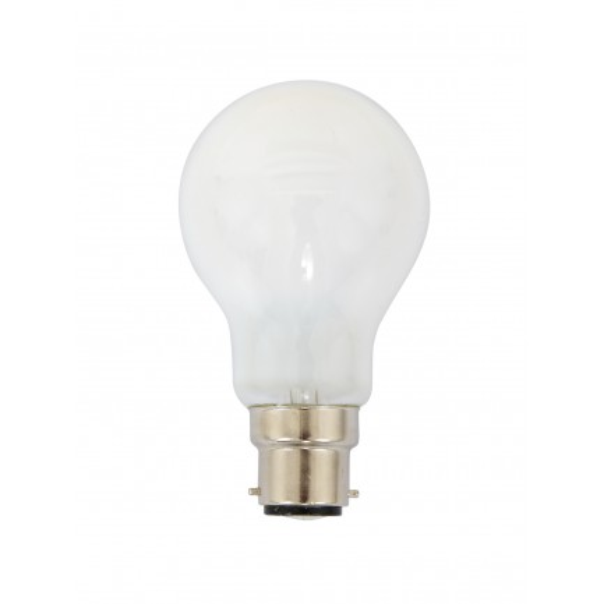 GE LED Glass GLS 10 Watt BC DIM Frost Cool White