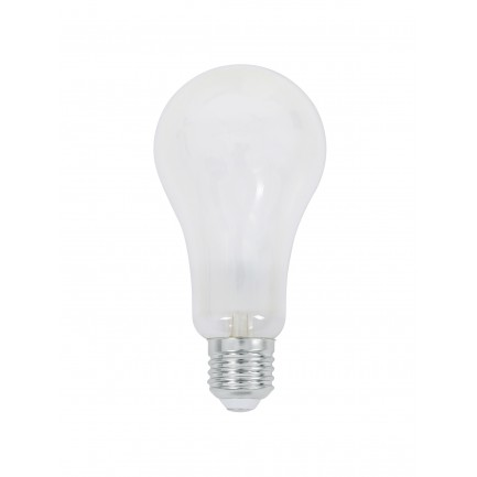 GE LED Glass GLS 10 Watt ES DIM Frost Cool White