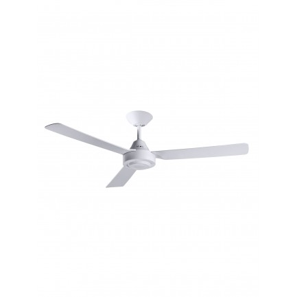 Bayside Calypso 122cm 3 Blade Fan only in White