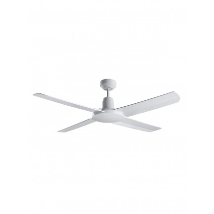 Bayside Nautilus 132cm Fan Only in White