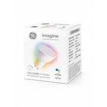 GE Imagine Precision Colours + Whites GU10 Bulb